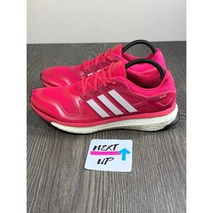 Adidas Energy Boost 2.0 Pink Running Shoes 10.5